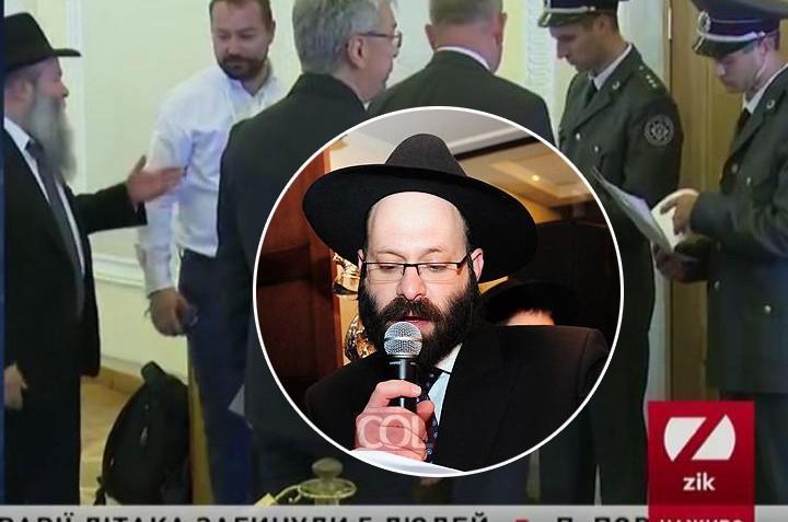 נשיא וראש ממשלה יהודים באוקראינה? את השליח זה לא מפתיע