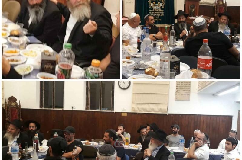 סגירת מעגל בקהילת נאות אפקה: רובשקין התוועד עם המקורבים