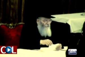 וידאו מיוחד: הרבי משתתף בכנס נשי חב