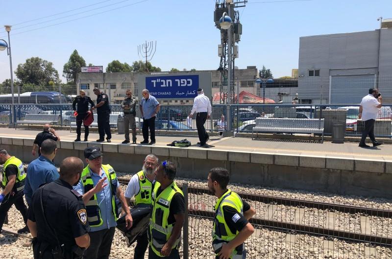 ראשוני: תאונת דרכים קטלנית ברכבת בכפר חב