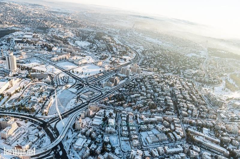 עולים לירושלים? ב-3 שנים הקרובות: עבודות בכניסה לעיר