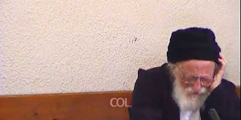 ניגון דבקות הרב שמואל שניאורסון