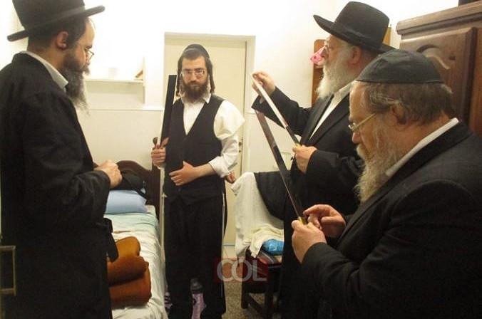נאמן-בית הרב רוזנבלט מגיב: