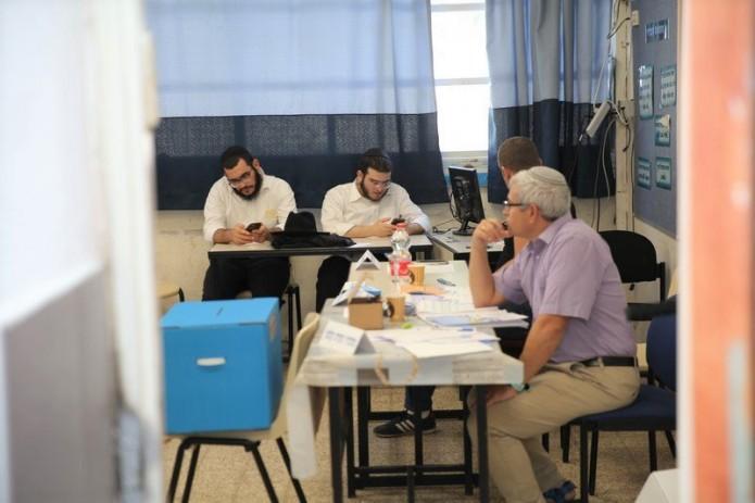 בוקר בחירות: תושבי כפר חב