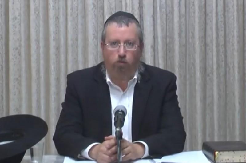 היהודי האידיאלי: שילוב 'חיות כללית ופרטית' • שיעור 38