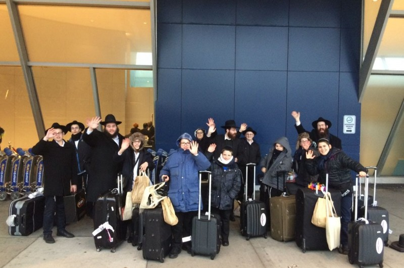 השפעה נצחית: ארבעה הורים כותבים על נסיעת הבן לרבי