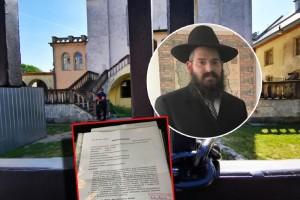 דידן נצח: השליח הרב אליעזר גוראריה חוזר ל'אייזיק שול'