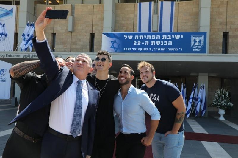 בלי קואליציה וממשלה: הכנסת ה-22 יוצאת היום לדרך