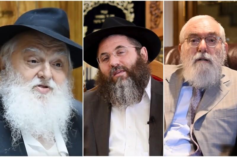 שלושה חסידים משחזרים: היחס האישי שזכינו לו מהרבי