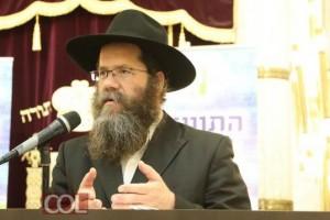 הרב אשכנזי: לא ניתן לפקח על כשרות דוכנים ב