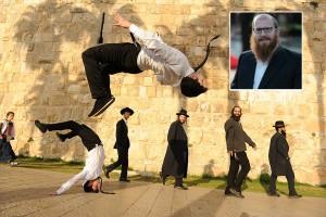 כוחה של שמחה: כך גיליתי את הסוד של 'היהודי השמח' מצפת