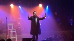 הזמר בני פרידמן במופע מרהיב הערב בבית שמש