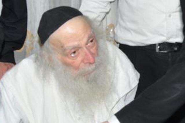 אבל ביהדות החרדית: הגאון רבי שמריהו יוסף נסים קרליץ זצ