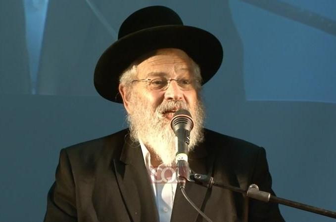 יהודי חסידי, מדבר אידיש או עברית? • הרב דוד מאיר דרוקמן