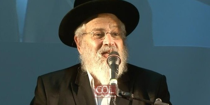 יהודי חסידי, מדבר אידיש או עברית? 'בהשקפה חסידית' עם הרב דרוקמן