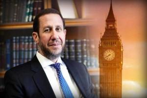 הרב המשפיע בבריטניה שישא את הנאום המרכזי: ראיון אישי