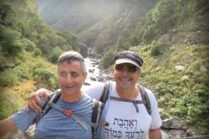 השלוחים בנפאל ארגנו: מסע רגלי לעיוורים בהרי ההימלאיה