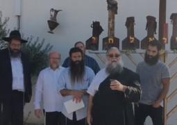 מטח כבד בדרום: מה היה חשוב לשליח בשדרות הרב משה-זאב פיזם למסור הבוקר לפני התפילה? • צפו