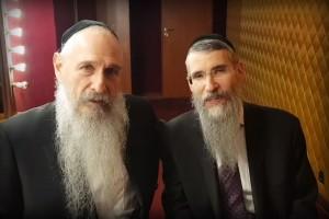 פריד ומרדכי בן דוד הלהיבו יחד בפריז ושיגרו מסר לישראל. צפו