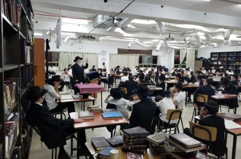 תומכי תמימים נתניה: כינוס פתיחה למבצע תורה ענק