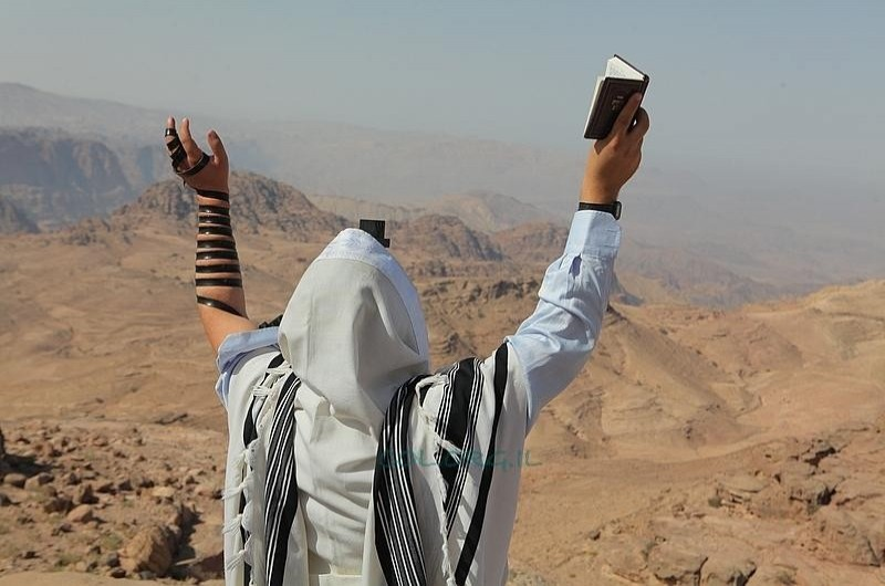 ירדן פתחה מחדש את מתחם 'קבר אהרון' לתיירים מישראל