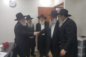 חבר חדש בבית דין רבני חב