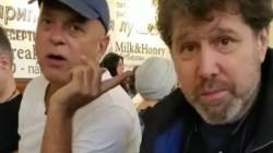 יהיה שמייח: ראיון ספונטני במסעדת חב