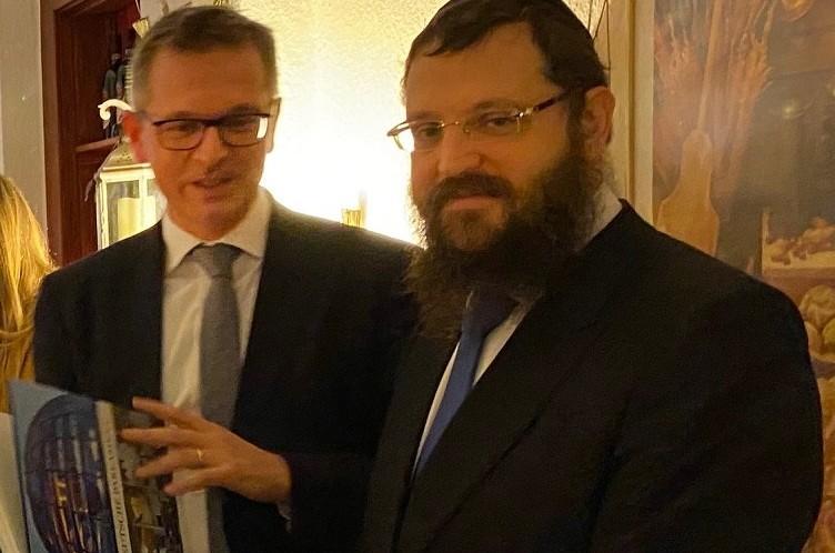 תקדים בגרמניה: בבית הנבחרים ביקשו ללמוד על יהדות ויהודים