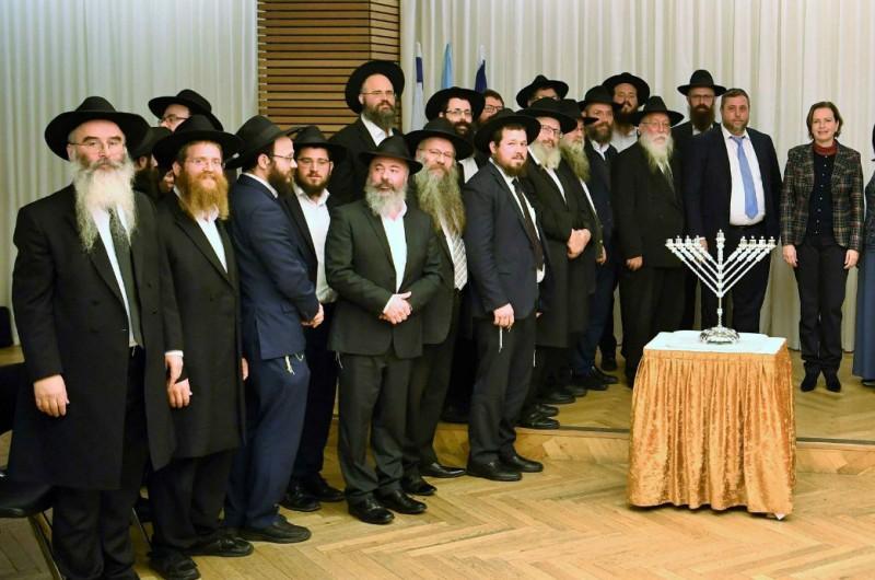 חיפה: כינוס הוקרה והערכה למעצמת שלוחי הרבי בעיר