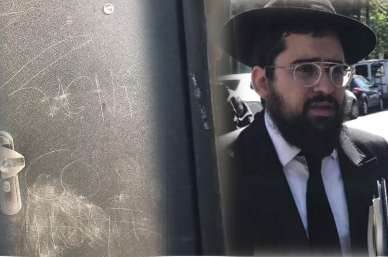 אנטישמיות או נקמה? תראו מה גילה השליח בבית הכנסת שגאל