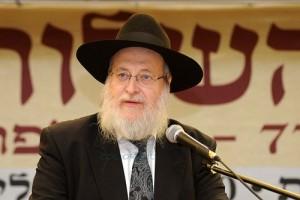 הערב בעיר צפת: עצרת תפילה לרפואת הרב יוסף חיטריק