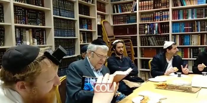 ר' מאיר סוויסה מוסר שיעור תניא מתורגם לערבית, לע