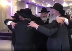 ריקוד חסידי רוסי בחתונת הת' נפתלי צבי גלנט מירושלים, עב
