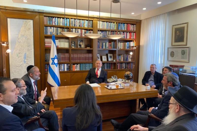 הימין החדש והאיחוד הלאומי ירוצו יחד; הבית היהודי - בחוץ