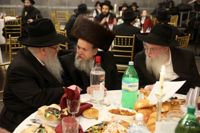 בכינוס השנתי: צאצאי רבנו הזקן התאחדו עם תורתו וניגוניו
