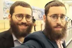 מיזם שיא גינס 'תאומים' נכשל: כיצד הגיב התאום החב