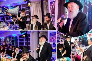 50 שנה ל'שידור הראשון': ערב הוקרה מרגש לר' שמואל ריבקין