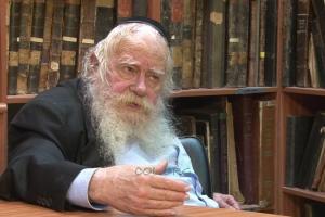 הישג: ספריו של הרב שטיינזלץ בספרייה הלאומית של ארה