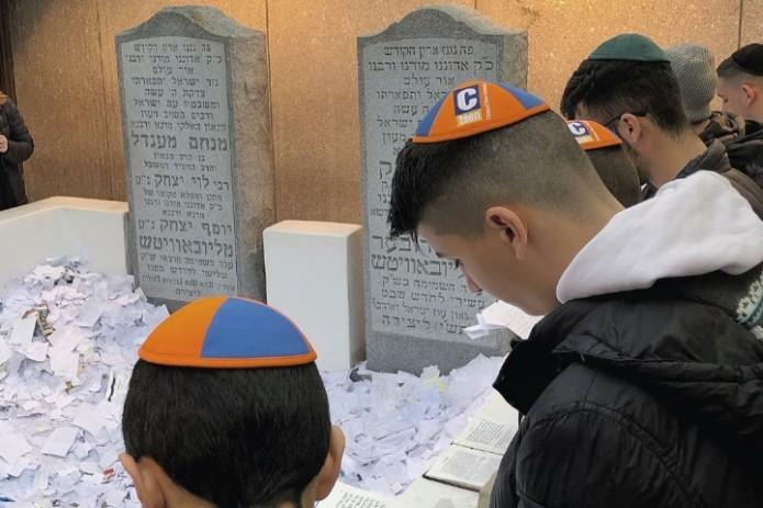 קרח בפנסילבניה, ריצה במנהטן: נערים ישראלים בשבתון השנתי