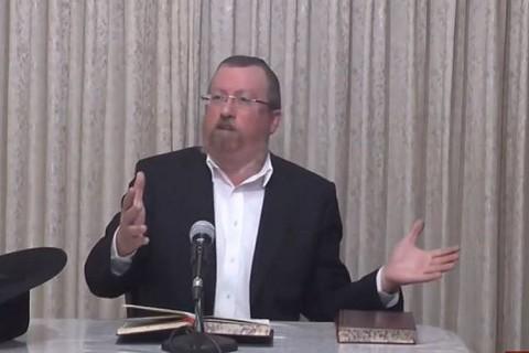 הרבנית הקפידה לקרוא לילדים של הלברשטאם בכינויי חיבה