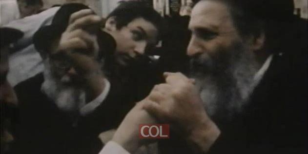 הרב זלמן לוין בהתוועדות פורים: