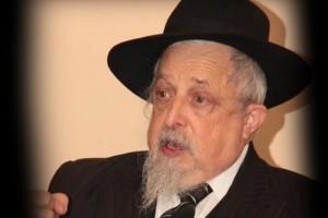 הגאון הרב מרדכי גוראריה ז