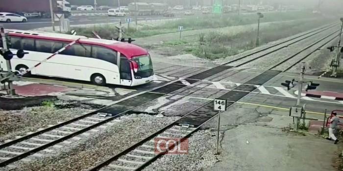 כמעט אסון במסילה באשדוד; תואץ הפרדת המסילה בכפ