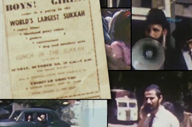 סרט היסטורי: תקופת החלוץ בפעילות השלוחים באוסטרליה