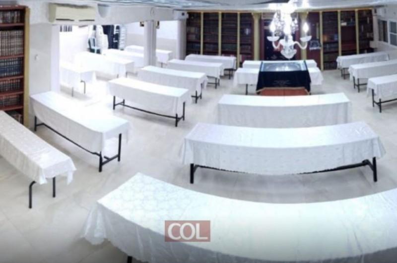 נאמן קורונה, מרחק 2 מטרים: יפתחו בשבת את בתי הכנסת?