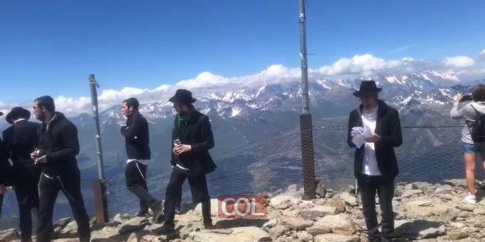על הרי האלפים הצרפתיים: סיום הרמב