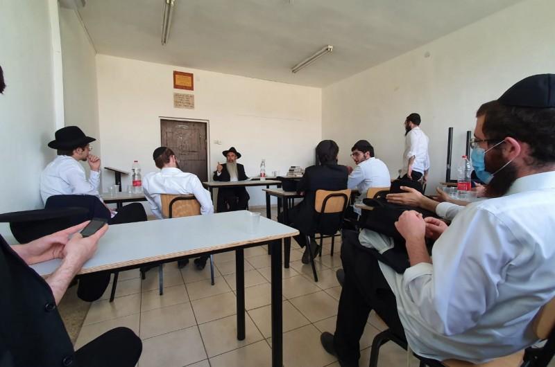 עתיד לוט בערפל: הרב דיסקין הציע לבחורים תחליף ל'קבוצה'