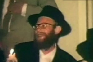 תיעוד נדיר: חתונתו של הרב עדין אבן ישראל ז