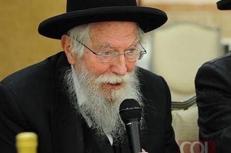 אבידה: הדיין הרב זלמן נחמיה גולדברג ז