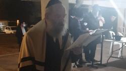 לשמוע אל הרינה ואל התפילה: ר' מוטי ליפסקר כשליח ציבור ב'סליחות' במניין חצרות בלוד